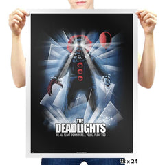 The Deadlights - Prints - Posters - RIPT Apparel