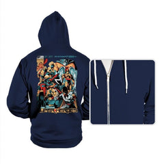 H.B. SUPER HEROES - Hoodies - Hoodies - RIPT Apparel