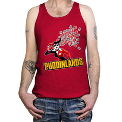Puddinlands - Tanktop - Tanktop - RIPT Apparel