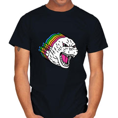 Colors of Godzilla - Mens - T-Shirts - RIPT Apparel