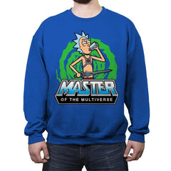 Master of the Multiverse - Crew Neck Sweatshirt - Crew Neck Sweatshirt - RIPT Apparel
