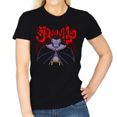 Gargoyle Metal - Womens - T-Shirts - RIPT Apparel