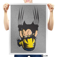 nice claws - Prints - Posters - RIPT Apparel