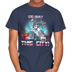 We Built This City! Exclusive - Mens - T-Shirts - RIPT Apparel
