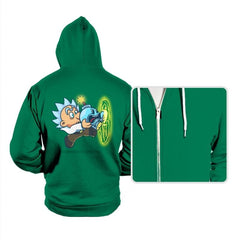 Super Doc-Omb - Hoodies - Hoodies - RIPT Apparel