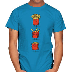 Fry Loss - Mens - T-Shirts - RIPT Apparel