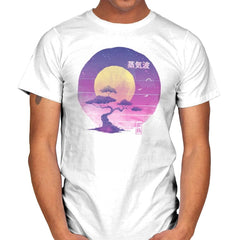 Bonsai Wave - Mens - T-Shirts - RIPT Apparel