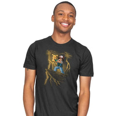 The Thunder King - Pop Impressionism - Mens - T-Shirts - RIPT Apparel