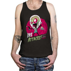 Irk Attacks! - Tanktop - Tanktop - RIPT Apparel