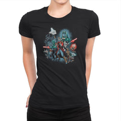 Guardians Far Away Exclusive - Awesome Mixtees - Womens Premium - T-Shirts - RIPT Apparel