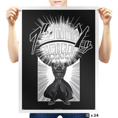 Sith-dama - Prints - Posters - RIPT Apparel
