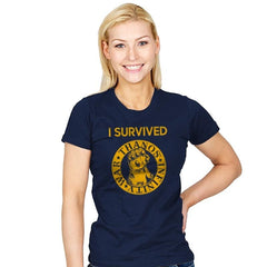 Infinity Survivor - Womens - T-Shirts - RIPT Apparel