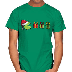Grinched-Man - Mens - T-Shirts - RIPT Apparel