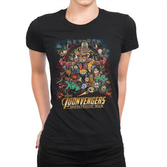 Infinitoon War - Best Seller - Womens Premium - T-Shirts - RIPT Apparel