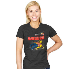 WASTED Exclusive - Womens - T-Shirts - RIPT Apparel