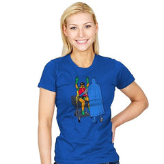 Shopping With The Boy - Womens - T-Shirts - RIPT Apparel