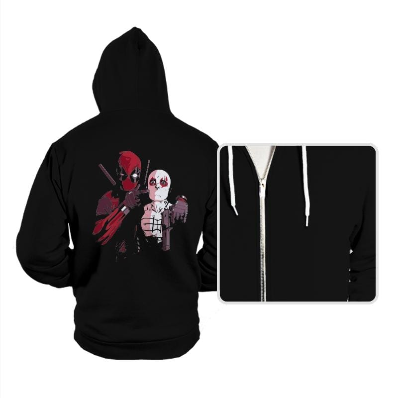 The Killing Pool - Hoodies - Hoodies - RIPT Apparel