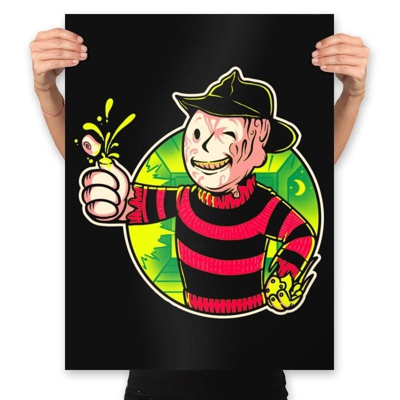 Freddy Boy - Prints - Posters - RIPT Apparel