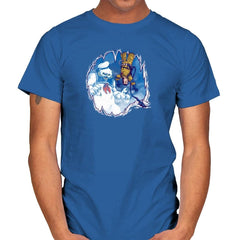 The Wampuft Marshmallow Man Exclusive - Mens - T-Shirts - RIPT Apparel