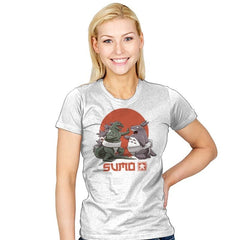 Sumo Pop - Womens - T-Shirts - RIPT Apparel