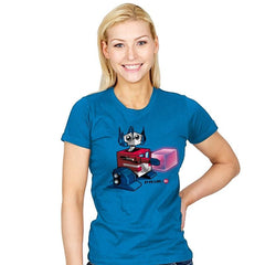 Prim-E - Womens - T-Shirts - RIPT Apparel
