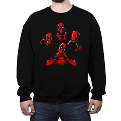 Dead Rhapsody - Crew Neck Sweatshirt - Crew Neck Sweatshirt - RIPT Apparel