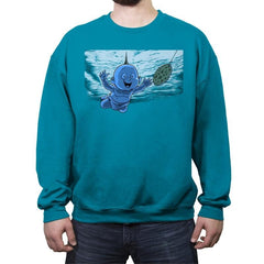 Nevermind Cookies - Crew Neck Sweatshirt - Crew Neck Sweatshirt - RIPT Apparel