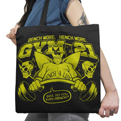 Gym 21 Exclusive - Tote Bag - Tote Bag - RIPT Apparel