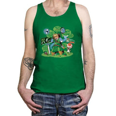 SHUT UP Already! Exclusive - Tanktop - Tanktop - RIPT Apparel