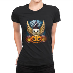 Olloween - Womens Premium - T-Shirts - RIPT Apparel