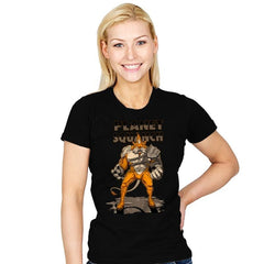 Planet Squanch - Womens - T-Shirts - RIPT Apparel