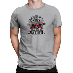 Bender's Gym Exclusive - Mens Premium - T-Shirts - RIPT Apparel