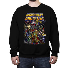 Morphinity Gauntlet - Best Seller - Crew Neck Sweatshirt - Crew Neck Sweatshirt - RIPT Apparel
