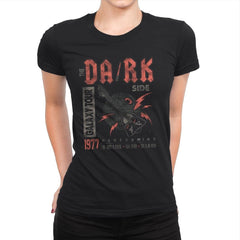 The Dark Tour - Womens Premium - T-Shirts - RIPT Apparel