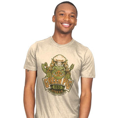 Green Pig BBQ - Mens - T-Shirts - RIPT Apparel