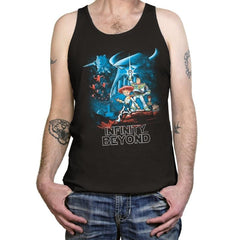 To Infinity and Beyond - Tanktop - Tanktop - RIPT Apparel