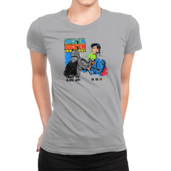 Rock 'em Sock 'em Super Friends Exclusive - Womens Premium - T-Shirts - RIPT Apparel