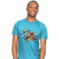 Fort Night - Mens - T-Shirts - RIPT Apparel
