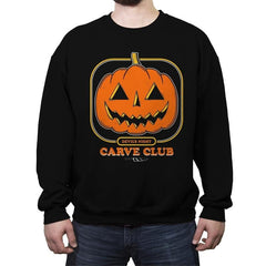 Carve Club - Crew Neck Sweatshirt - Crew Neck Sweatshirt - RIPT Apparel