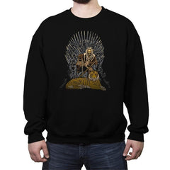 King & Tiger - Crew Neck Sweatshirt - Crew Neck Sweatshirt - RIPT Apparel