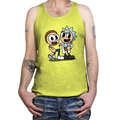 Science Head - Tanktop - Tanktop - RIPT Apparel