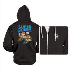 Super Natural Bros - Hoodies - Hoodies - RIPT Apparel