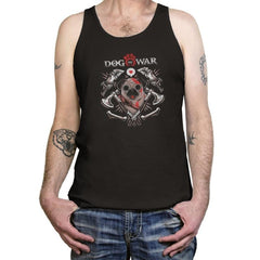 Dog of War - Tanktop - Tanktop - RIPT Apparel