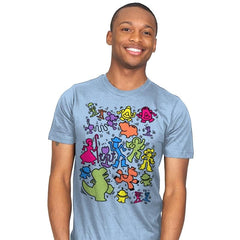 Toy Art - Mens - T-Shirts - RIPT Apparel