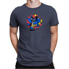 Can't Get Rid of a Bob-omb Exclusive - Mens Premium - T-Shirts - RIPT Apparel
