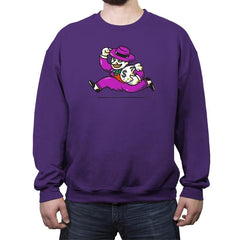 Take Wayne's Money & Run!  - Crew Neck Sweatshirt - Crew Neck Sweatshirt - RIPT Apparel