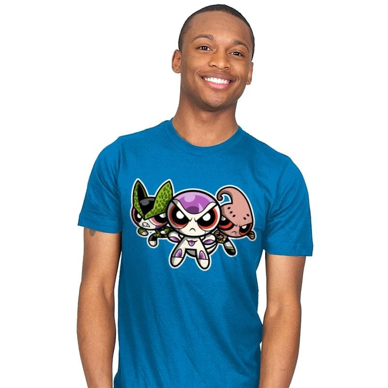 The Powerpuff Villains - Mens - T-Shirts - RIPT Apparel