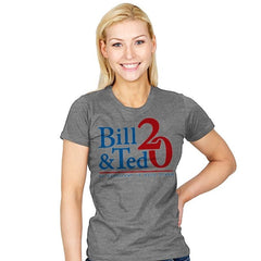 Be Excellent to Each Other - Womens - T-Shirts - RIPT Apparel