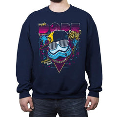 Star Party - Crew Neck Sweatshirt - Crew Neck Sweatshirt - RIPT Apparel