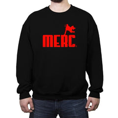 MERC - Crew Neck Sweatshirt - Crew Neck Sweatshirt - RIPT Apparel